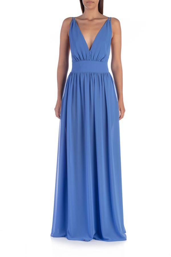 Long-Blue-Backless-dress-front-elsa-barreto