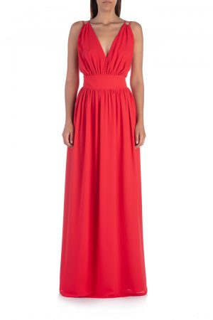 Long-red-Backless-dress-front-elsa-barreto