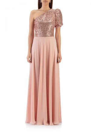 oneshoulder-long-sequin-dress-pink-elsa-barreto