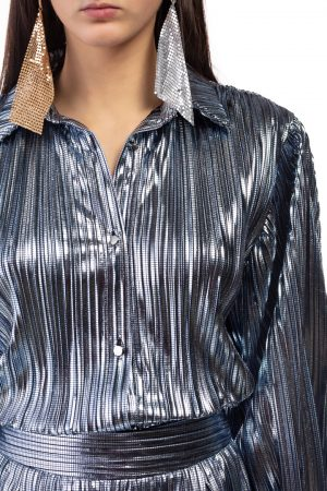 Pleated-blouse-shiny-detail-elsa-barreto